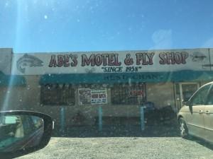 Abe's Fly Shop 1791 NM-173, Navajo Dam, NM 87419